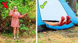 16 Camping Pranks And Life Hacks