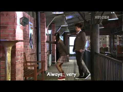 [Dream high] jason and Kim Pil Sook  - Maybe (eng. sub)