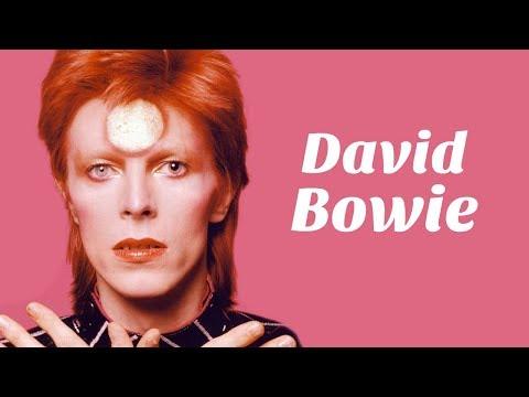 Understanding David Bowie's Characters