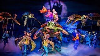 Disney's Animal Kingdom (Wildlife Express Train & Finding Nemo - The Musical)