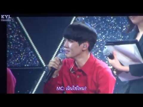 [THAISUB] 140411 - EXO Hello! Fanmeet - สเปคของชานยอลและแบคฮยอน