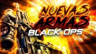 ESTAS SON LAS NUEVAS ARMAS QUE LLEGARAN A BLACK OPS 4