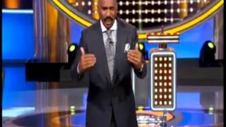 Steve Harvey - you gotta jump After Family Fued taping