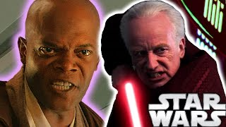 WHY Did Palpatine Lose To Mace Windu in Revenge of the Sith? Star Wars Explained
