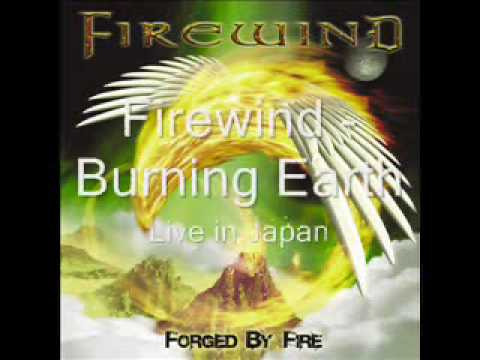 Firewind - Burning Earth (live)