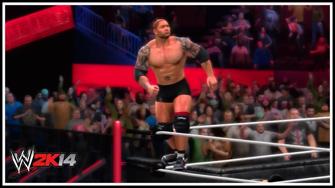 Batista 2014 Tattoos WWE 2K14 - New ...