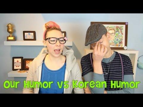 Our Humor vs Korean Humor