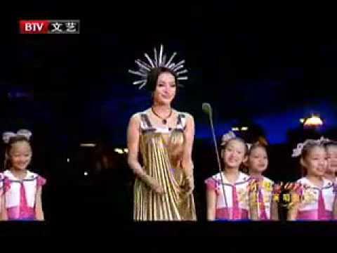 爱让生活更美丽 汤灿2010年上海公益演唱会(上)
