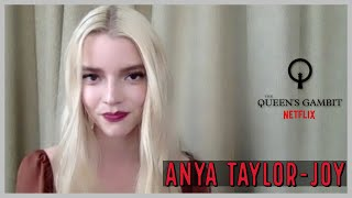 Anya Taylor-Joy Talks About The Queen's Gambit | TV Insider