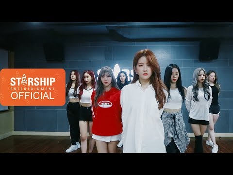 [Dance Practice] 우주소녀(WJSN) - 부탁해(SAVE ME, SAVE YOU) Moving Ver.