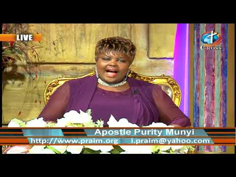 Apostle Purity Munyi Into The Chambers Of The King 04-03-2020