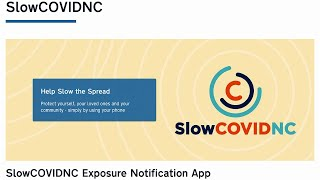NC DHHS rolls out smartphone app that can alert you to COVID-19 exposure