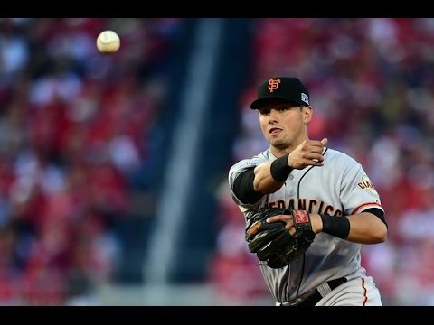 Joe Panik 2015 Highlights HD
