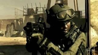 Modern Warfare 2 - Rust Multiplayer Map Trailer