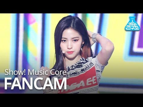 [예능연구소 직캠] ITZY - DALLA DALLA (RYUJIN), 있지 - 달라달라 (류진) @Show! Music Core 20190302