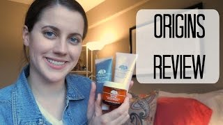 BEST of ORIGINS Skincare // Retexturing Rose Clay Mask, GinZing Moisturizer, and MORE!