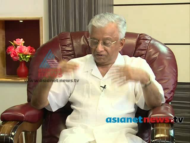 Exclusive interview with T.K.A Nair  ടി കെ എ നായര്‍.
