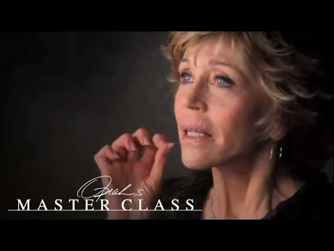 Jane Fonda on Finding Her Focus – Oprah's Master Class
