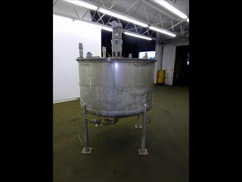 Used- Tri-Canada Mix Tank, 300 Gallon, Model Paint Tank - stock # 48243025