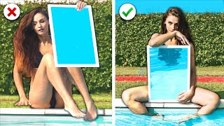 Have Fun with These 7 Creative Photo Ideas! Phone Photo Hacks and More DIY Ideas
