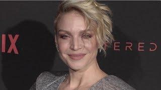 Kristin Lehmanat Netflix s Altered Carbon Season 1 World premiere