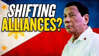 Is the Philippines Shifting Alliances on China?