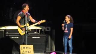 """""""Blinded by the light"""" - Bruce Springsteen & special guest"""""""