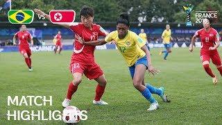 Brazil v. Korea DPR - FIFA U-20 Women's World Cup France 2018 - Match 19
