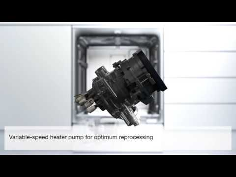 Miele reinigingsautomaten voor laboratorium glaswerk type PG 85