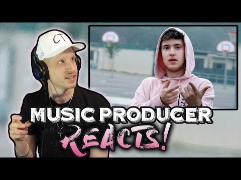 Music Producer Reacts to Quadeca - Insecure (KSI Diss Track)