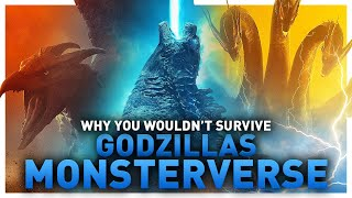 Why You Wouldnt Survive Godzilla's Monsterverse Titans