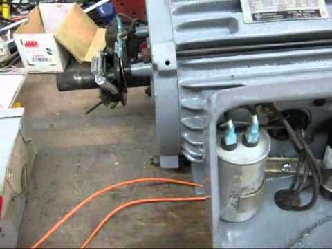 Single Phase Ac Induction Motor Explanation Ge Farm