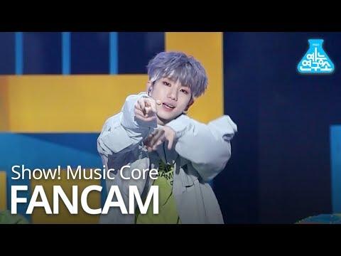 [예능연구소 직캠] 1THE9 - Spotlight (JEONDOYUM), 원더나인 - Spotlight (전도염) @Show Music core 20190413