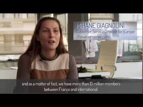Akio : Showroomprivé.com case study