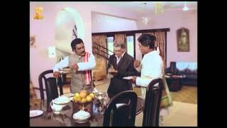 Allu RamaLingaiah ,Paruchuri GopalaKrishna Hilarious Scene  Prathidwani