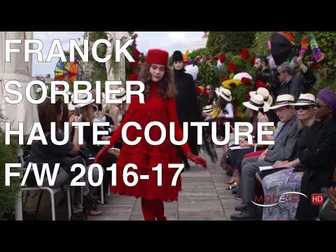 FRANCK SORBIER | FALL WINTER 2016 | FULL FASHION SHOW