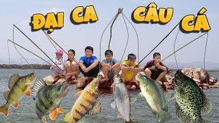 Tony | Ngày Câu Cá Siêu May Mắn Của Team Trẻ Trâu - Go Fishing