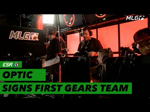 OpTic Signs First Gears Team