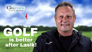 Golf Is Better After Lasik - Video Thumbnail