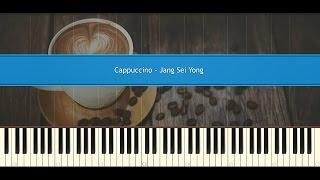Cappuccino - Jang Sei Yong (Piano Tutorial)