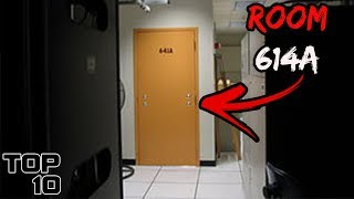 Top 10 Places Scarier Than Area 51