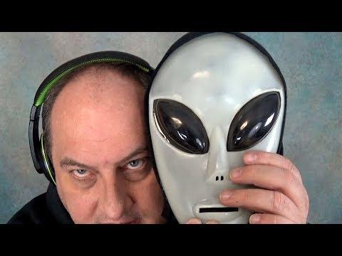 Area 51 Raid Naruto Run Alien ASMR