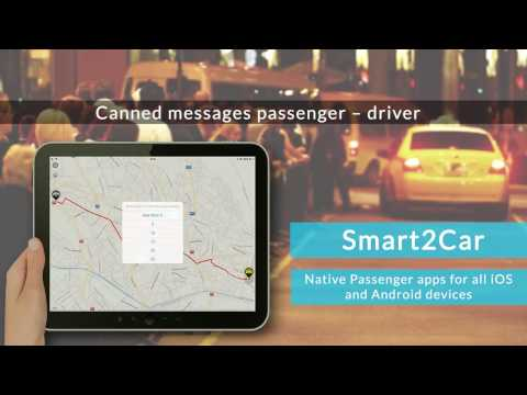 Smart2Car PassengerApp How it works