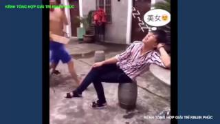 Asian Prank compilation - dont dare to laugh  part 1