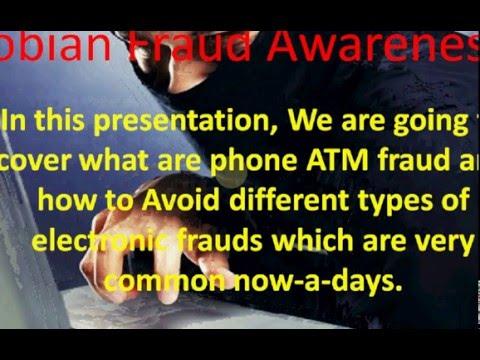 Kobian Fraud  awareness  | How to avoid frauds