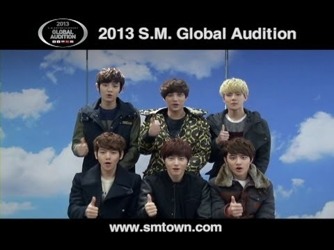 2013 S.M. Global Audition Promotion Clip_EXO-K