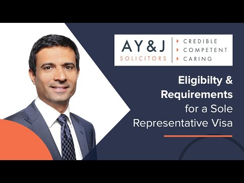 Representative of an Overseas Business Visa UK - Eligibility & Requirements