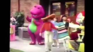 Barney's Talent Show Preview (custom)