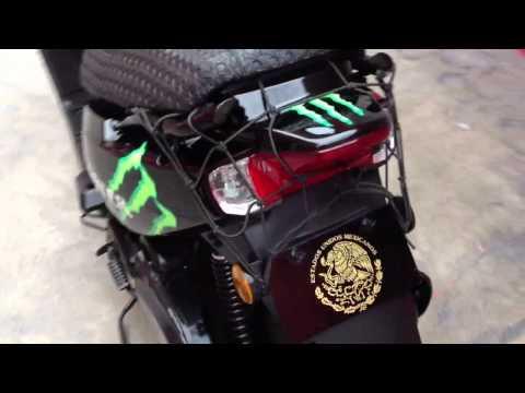 Motonetas y scooters usadas   Locanto™ vehículos México