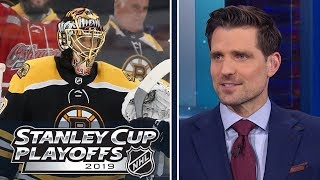 Bruins' Tuukka Rask locked in vs. Hurricanes | Quest for the Cup Ep. 6 | NBC Sports